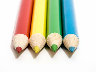 Colouring Pencils | by wwarby