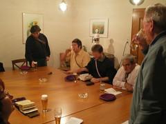 Cantusstunde bei Titania 9.11.2007