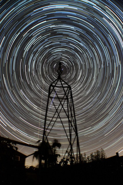 2 Hour Star Trails 05/10/16