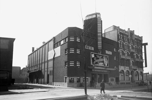 Luxor theater Kruiskade 1946