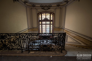 Abandoned, Chateau Lumiere   by DugieUK