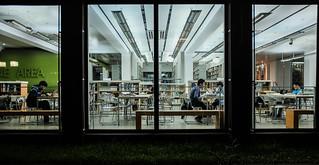 Tongji University Library | by mripp