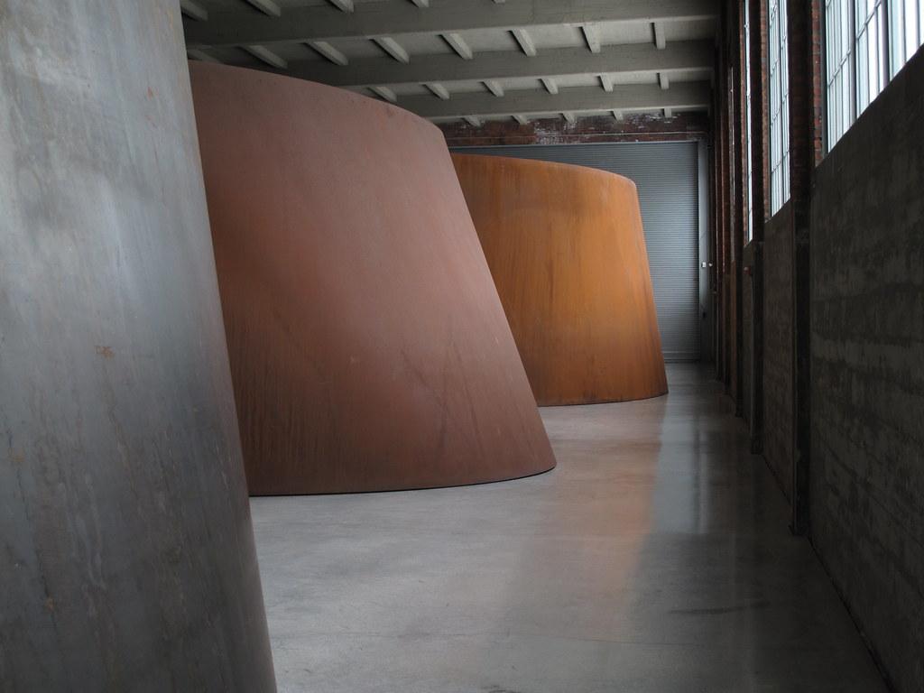 Richard Serra Torqued Ellipses at Dia Beacon | ty law | Flickr