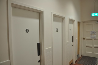 New toilets at St James the Less, Pimlico | by The National Churches Trust