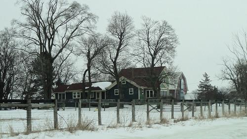 winter house snow building tree weather barn fence michigan sony cybershot pasture fields roxand sonycybershot roxana farmyard 2015 pocketcam eatoncounty sonydsch55 dsch55