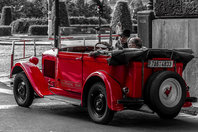 Czech Republic - Prague - Classic car