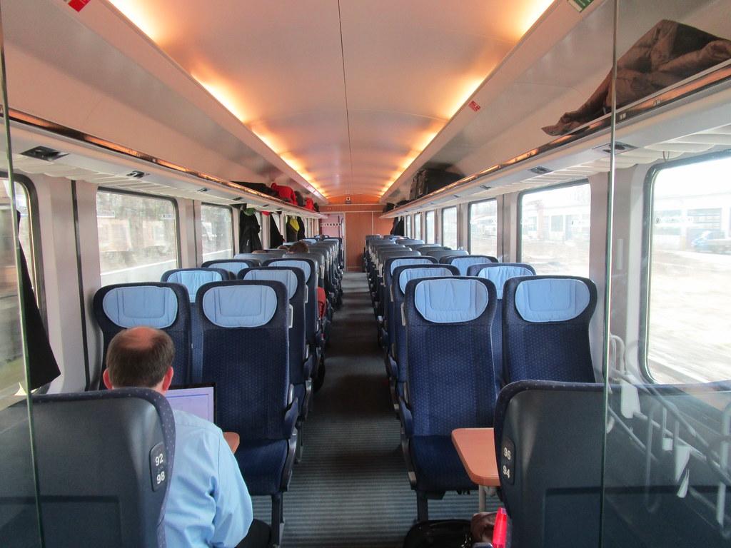 deutsche bahn train en route to dresden cohodas208c flickr. Black Bedroom Furniture Sets. Home Design Ideas