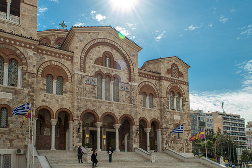 St Dionysios Church Pireaus