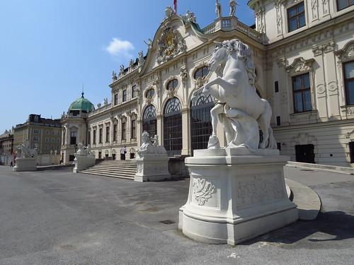圖02藝術之都--維也納充滿著文藝氣息