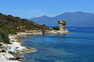 Mortella Tower, Coastal walk Saint Florent, Corsica | by BuzzTrips