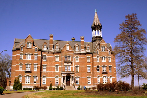 Fisk University's Jubilee Hall (Alt view) - Nashville, TN
