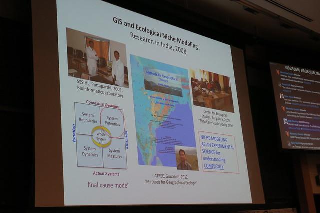 John Kineman, GIS Ecological Niche Modeling
