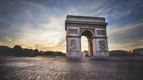 arc de triomphe | by tracy951