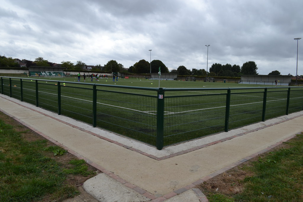 Hendon FC ground - Silver Jubilee Park