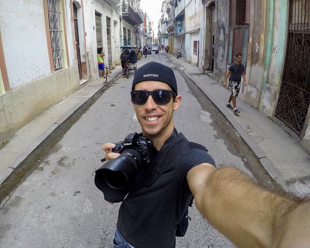 Con la mejor cámara que regalar a un viajero