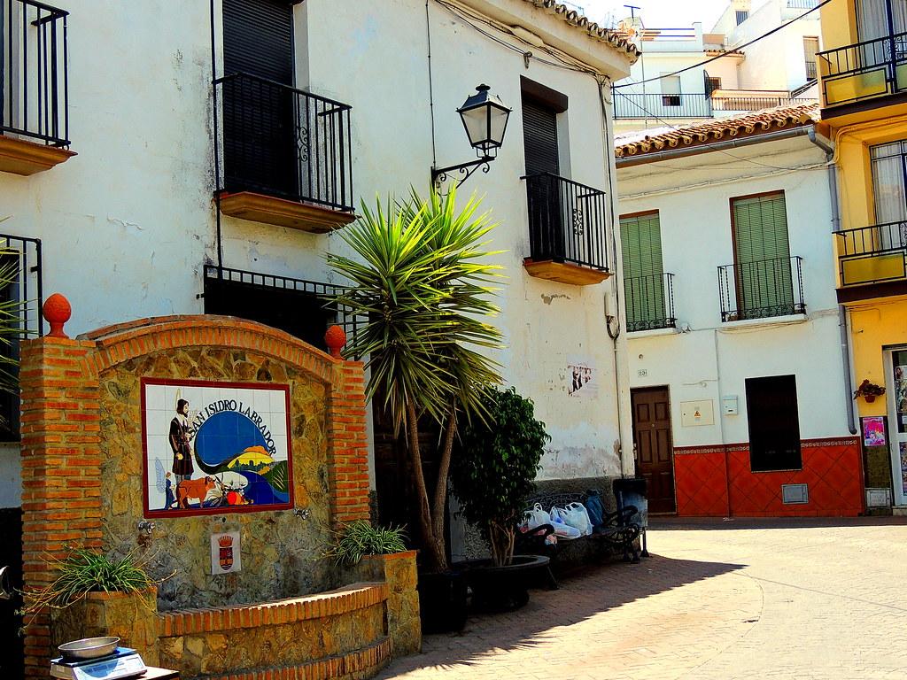 <Fuente de San Isidro> Guaro (Málaga)