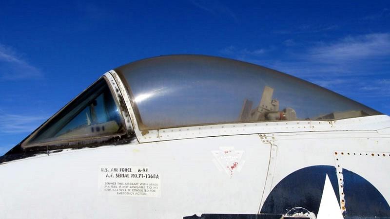 Northrop YA-9 5