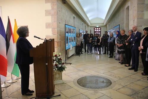 """""""Why I love Bethlehem University"""" photo exhibit"""