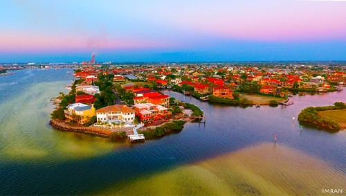 aerial blessings boating boats clouds dji drones dusk florida flying horizon imran imrananwar lifestyle ocean phantom4 sailing sea seaside sky sunset tampabay water