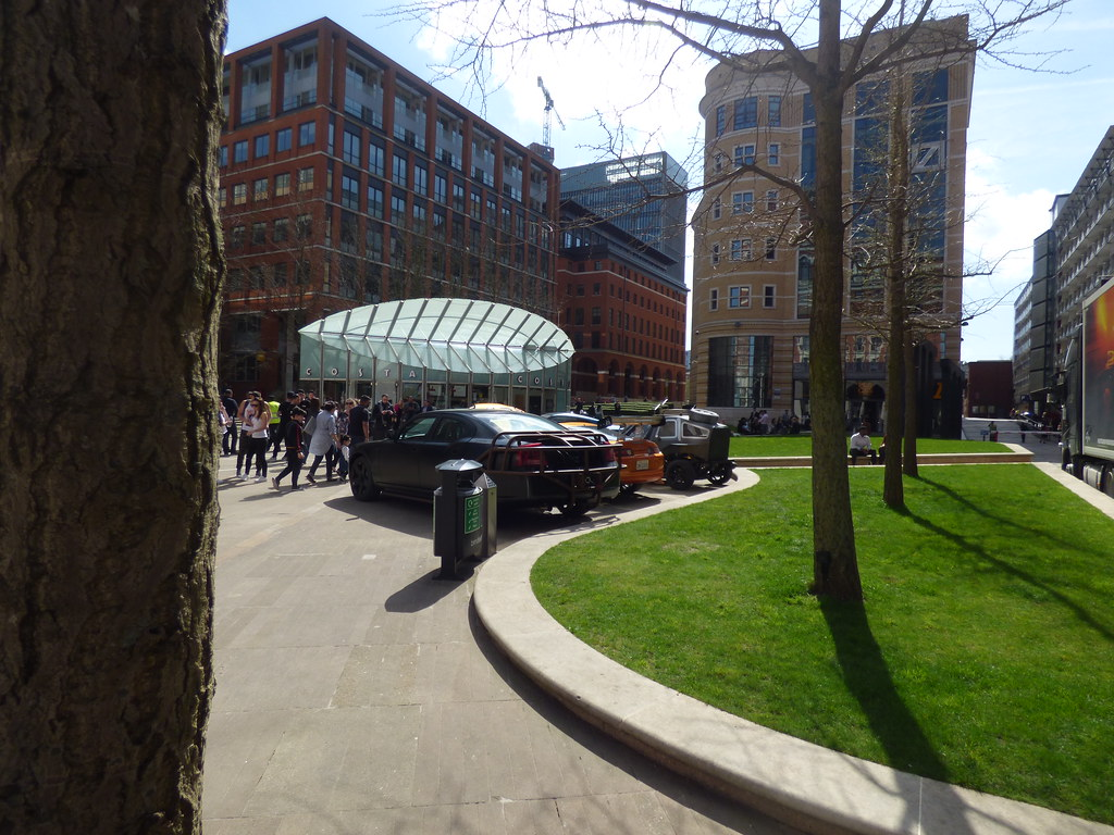 Fast Furious Live Central Square Brindleyplace Flickr