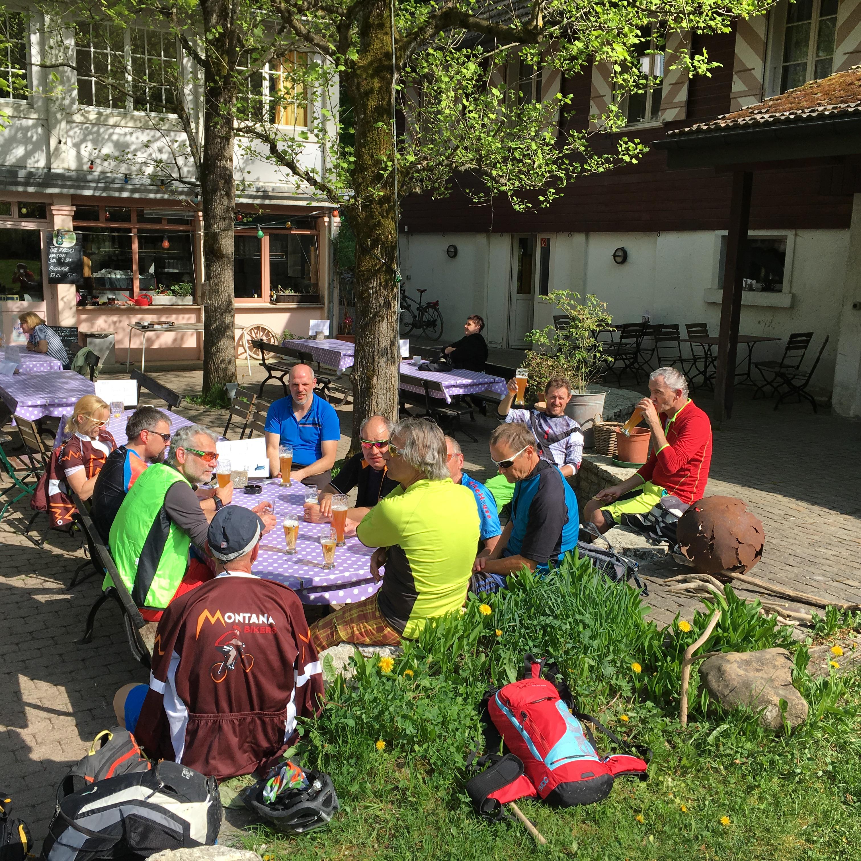Tagestour Jura 2018