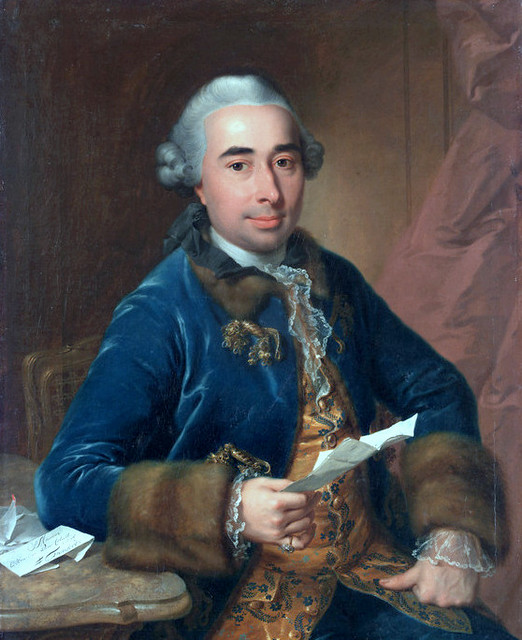 Anton Wilhelm Tischbein, Pierre Cotrell