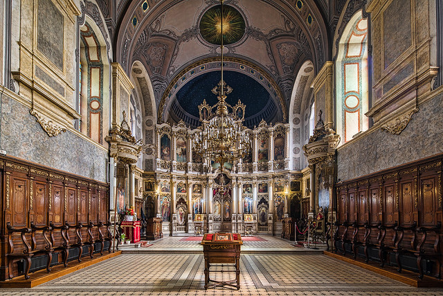 Саборна црква Светог Великомученика Георгија у Новом Саду