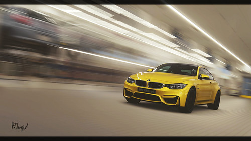 BMW M4 | by at1503