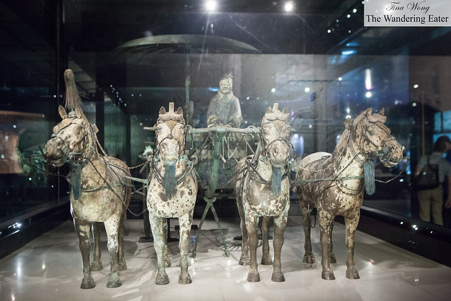 Mausoleum of Qin Shi Huang and his Terracotta Army