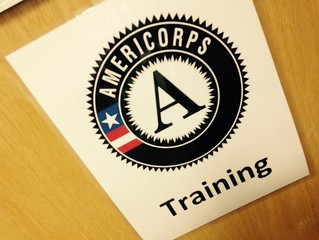 Americorps Training Sign | by stevendepolo