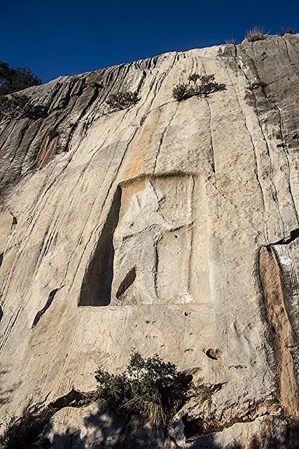 Karabel Hittite-Luwian rock relief