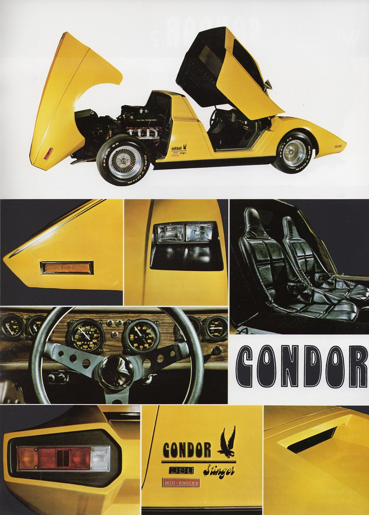1978 Condor | The Condor body was