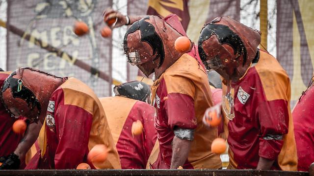 Project365/42-Carnevale d'Ivrea, Battaglia delle Arance
