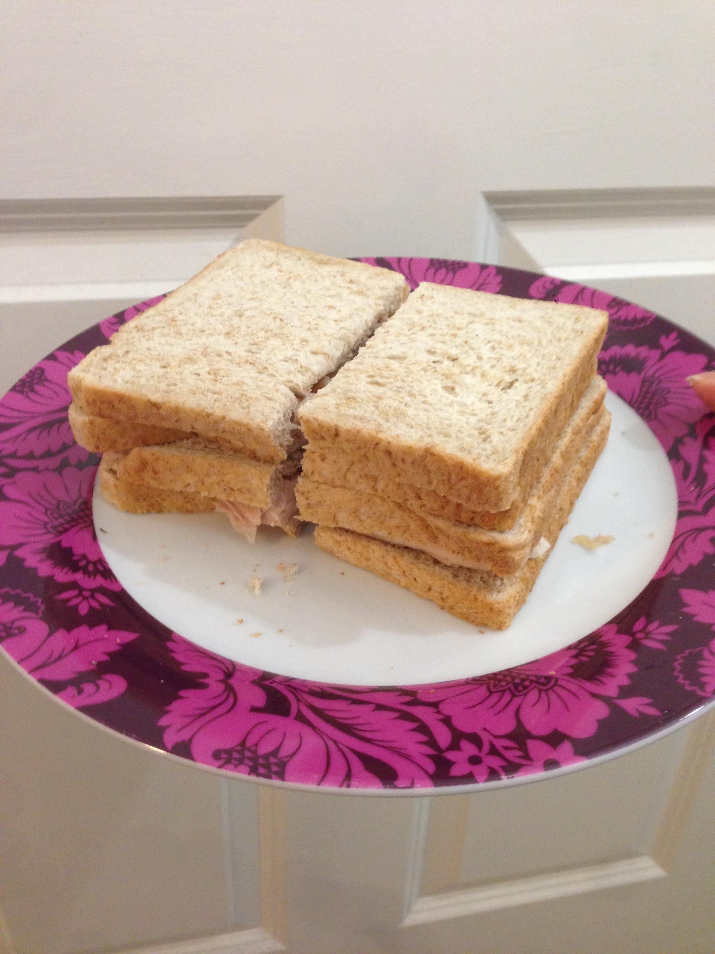 #BEDM Day 11: It's British Sandwich Week Apparently