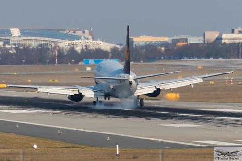 Lufthansa Karlsruhe