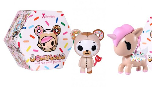 "Donutella & Her Sweet Friends"" by Tokidoki"