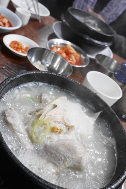 日, 2014-11-02 06:12 - 百済参鶏湯