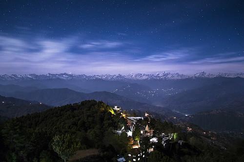 nepal bhaktapur photosfonepal nightviewofnagarkot