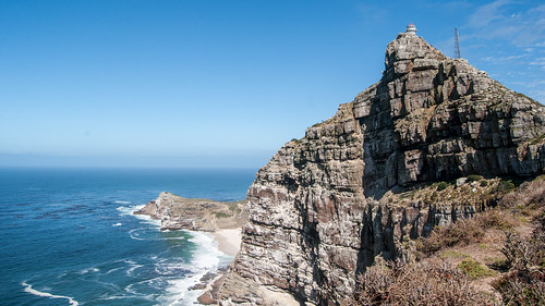 View from Cape Point | by Meraj Chhaya