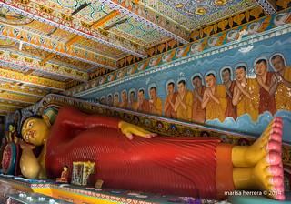Sri Lanka. Anuradhapura. Isurumuniya Vihara.