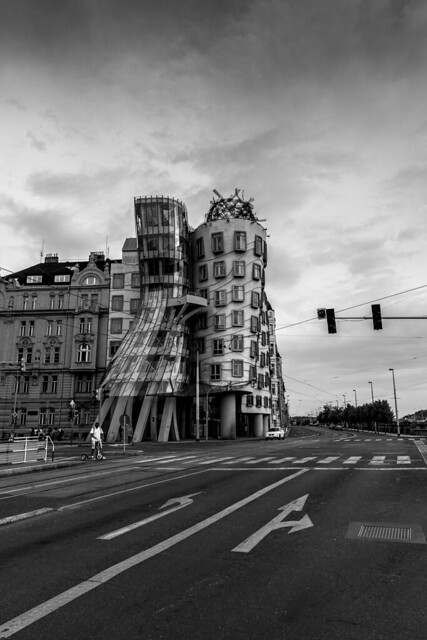 Czech Republic - Prague - Dancing House (Ginger & Fred)
