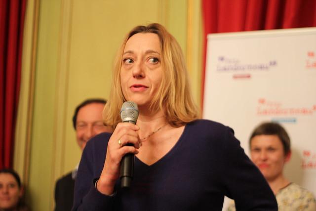 Virginie Despentes - Prix Landerneau Découvertes et Roman 2015