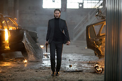 New UK Quad & Stills For Keanu Reeves' Outrageous Actioner JOHN WICK