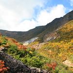 安達太良山(くろがね)Mt. adatara