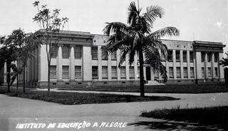 Porto Alegre Instituto De Educação General Flores Da Cunha