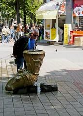 H73b Plovdiv drinking fountain