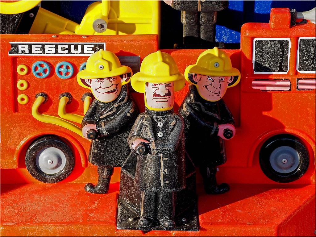 Die lustige Feuerwehr | The funny firefighters | Flickr