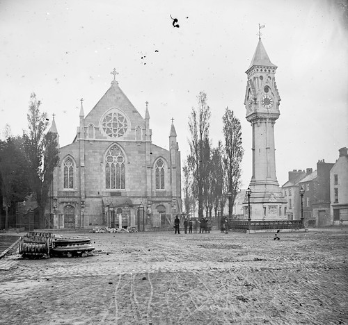 lawrencecollection stereographicnegatives jamessimonton frederickhollandmares johnfortunelawrence williammervynlawrence nationallibraryofireland tait memorial limerick clock taitmemorialclock limerickmunster ireland sirpetertait mayor bakerplace glentworthstreet confederategovernment americancivilwar uniforms caps stsaviourschurch locationidentified stereopairsphotographcollection stereopairs