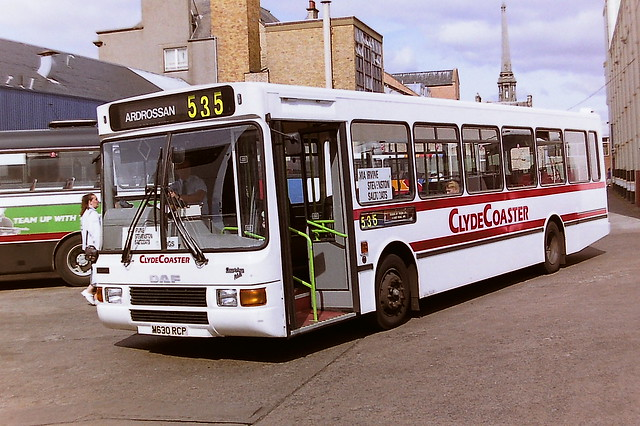 AA BUSES CLYDE COASTER M630RCP