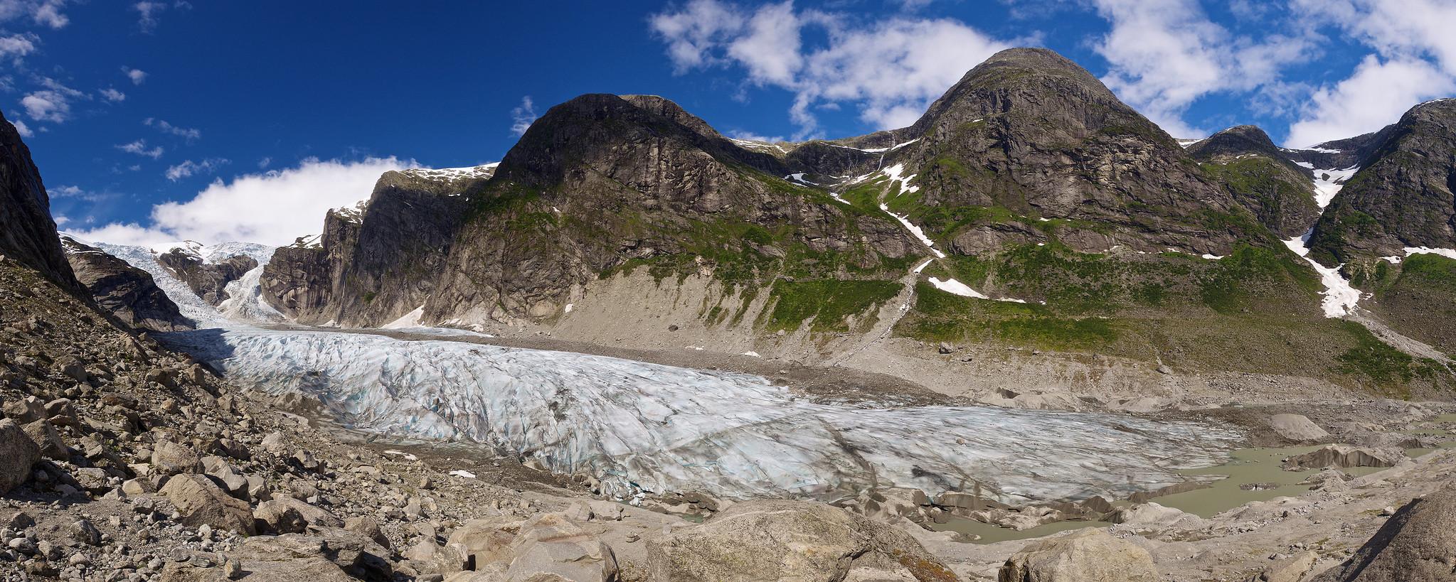 【北歐景點】朝聖歐洲大陸最大的冰河 - 挪威約詩達特冰河國家公園 (Jostedalsbreen National Park) 19